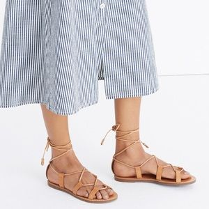 Madewell Boardwalk sandals